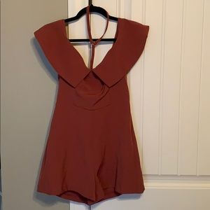 Never worn Gianni Bini Romper